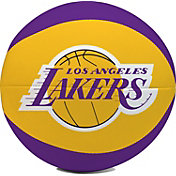 "Rawlings Los Angeles Lakers 4"" Softee Basketball"