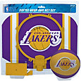 Rawlings Los Angeles Lakers Hoop Set