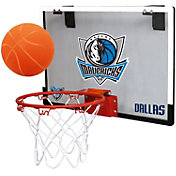 Rawlings Dallas Mavericks Game On Backboard Hoop Set