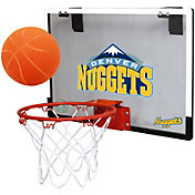 "Rawlings Denver Nuggets ""Game On"" Polycarbonate Hoop Set"