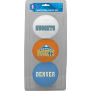 Rawlings Denver Nuggets Softee Basketball Three-Ball Set
