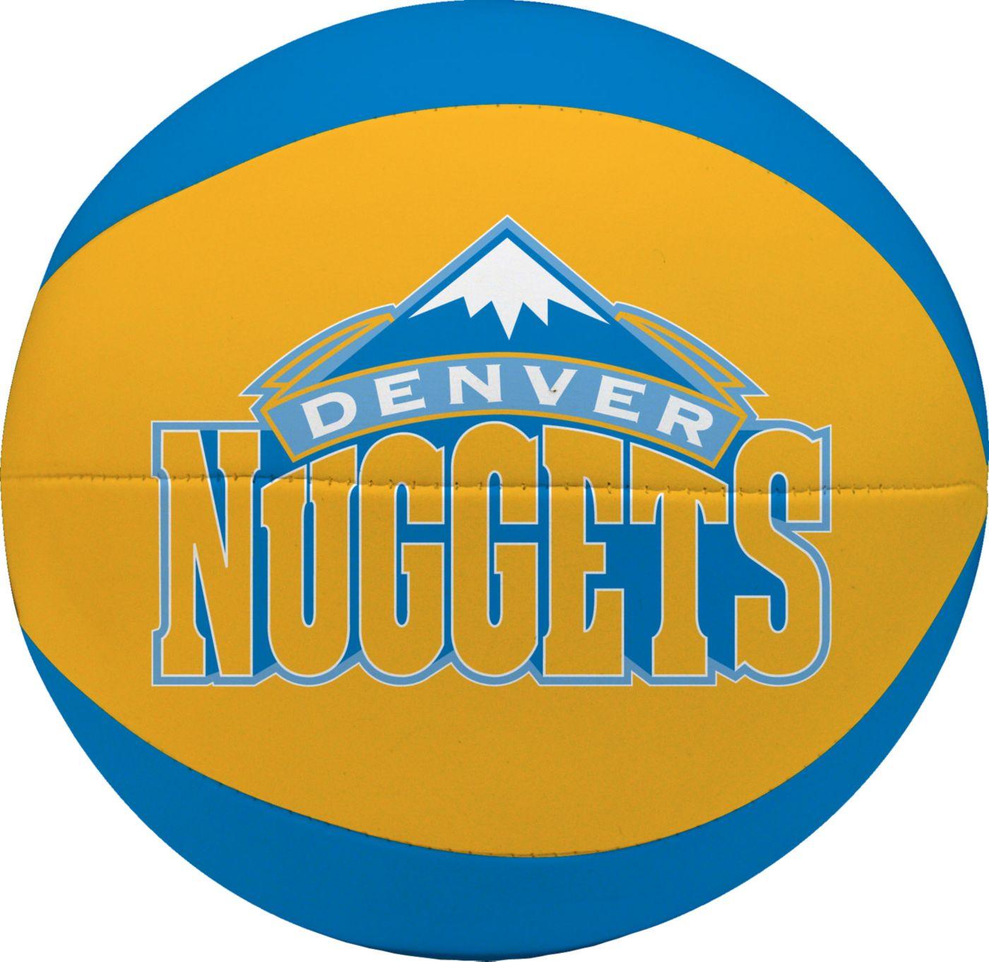 Rawlings Denver Nuggets Softee Basketball