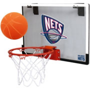 Rawlings Brooklyn Nets Game On Backboard Set