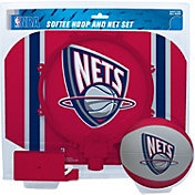 Rawlings Brooklyn Nets Slam Dunk Softee Hoop Set