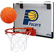 Rawlings Indiana Pacers Game On Polycarbonate Hoop Set