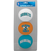 Rawlings New Orleans Hornets Softee Basketball Three-Ball Set