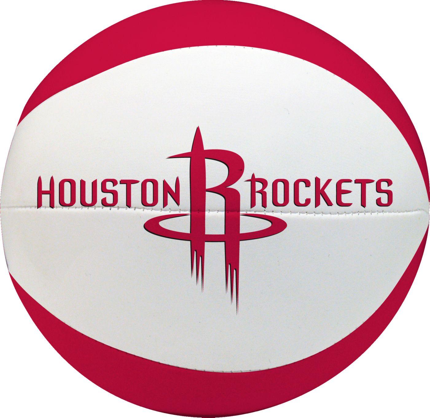 "Rawlings Houston Rockets 4"" Softee Basketball"