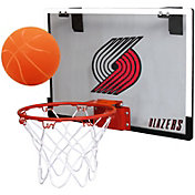 "Rawlings Portland Trail Blazers ""Game On"" Polycarbonate Hoop Set"