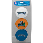 Rawlings Minnesota Timberwolves Softee Basketball Three-Ball Set