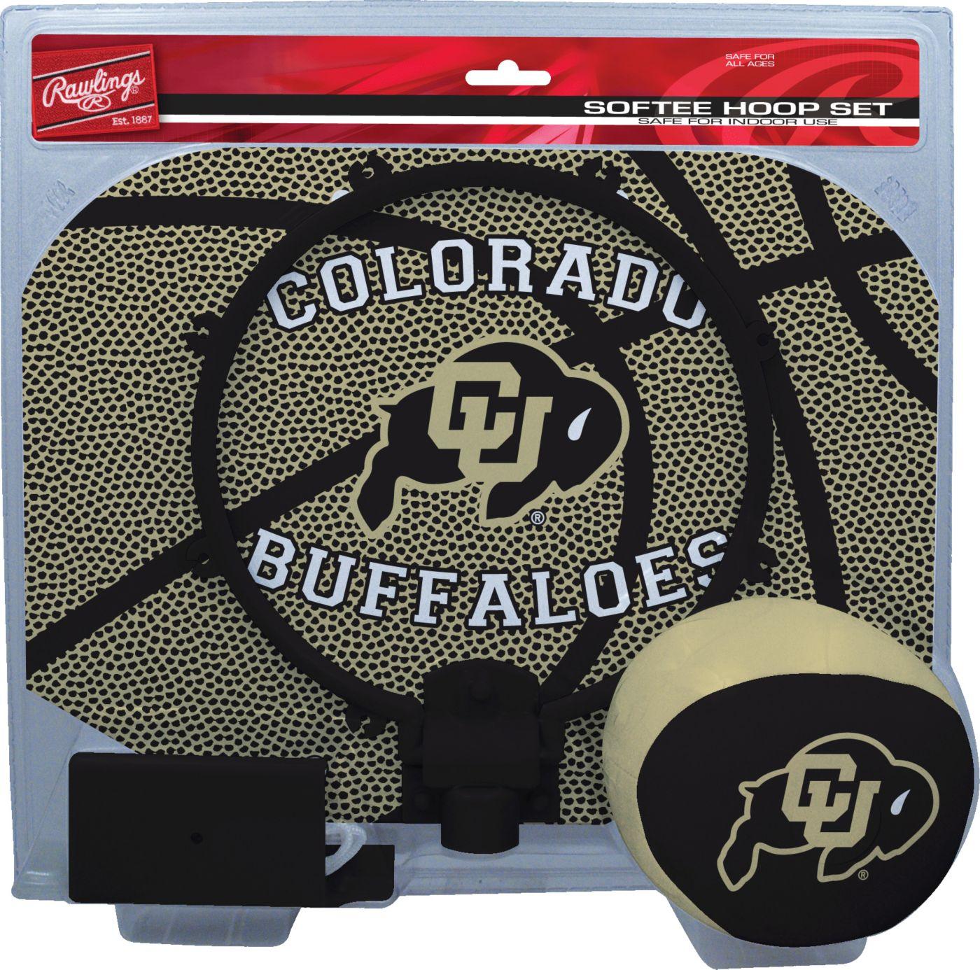 Rawlings Colorado Buffaloes Softee Hoop Set