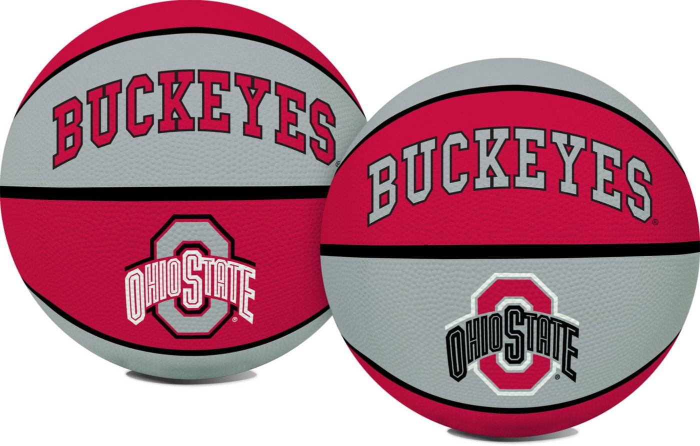 Rawlings Ohio State Buckeyes Crossover Full-Size Basketball