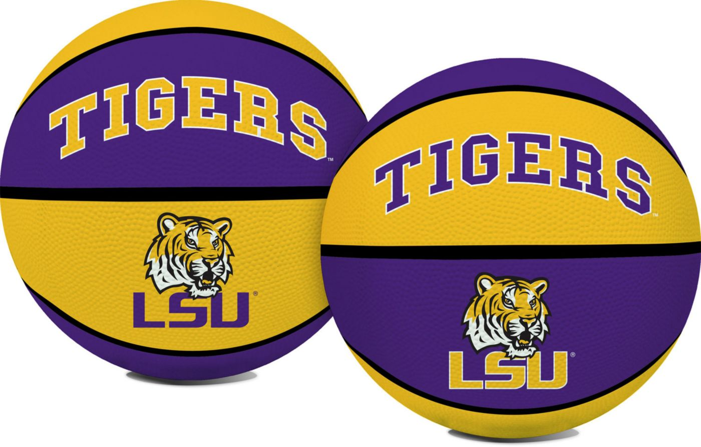 Rawlings LSU Tigers Full-Sized Crossover Basketball