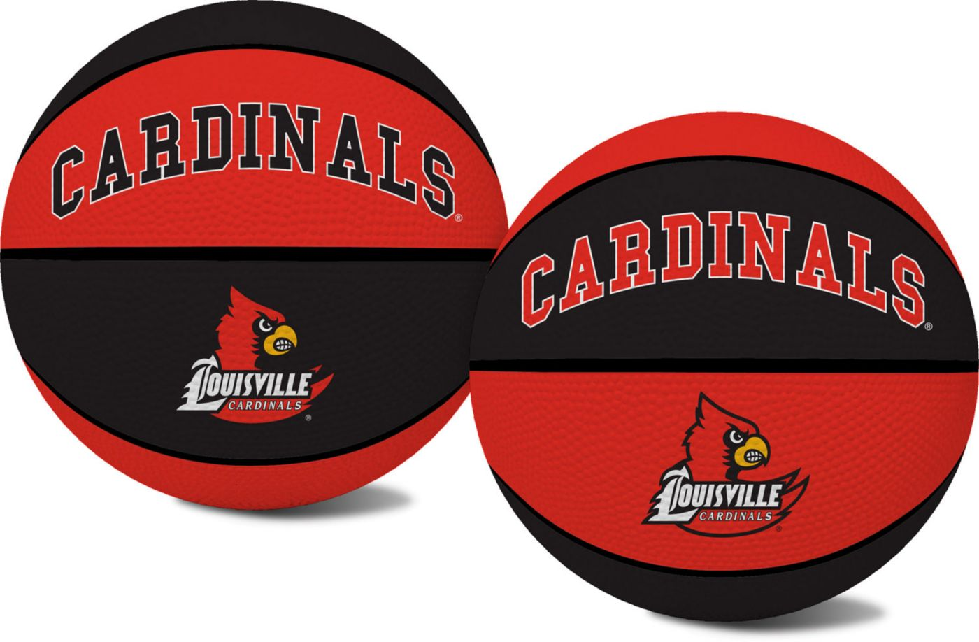 Rawlings Louisville Cardinals Alley Oop Youth-Sized Basketball
