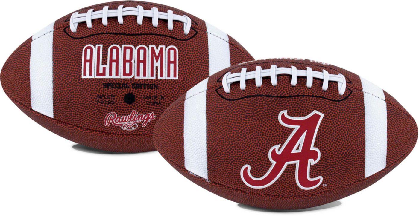 Rawlings Alabama Crimson Tide Full-Sized Game Time Football