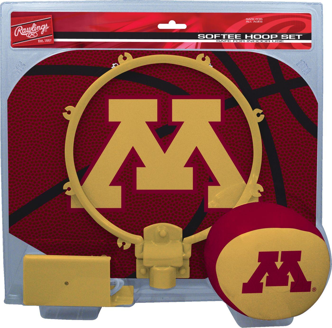 Rawlings Minnesota Golden Gophers Softee Hoop Set