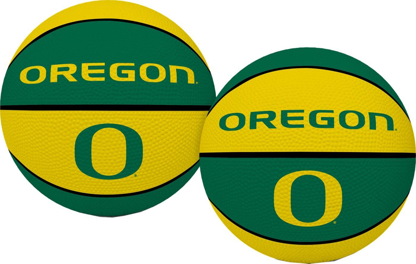 Rawlings Oregon Ducks Alley Oop Youth-Sized Basketball