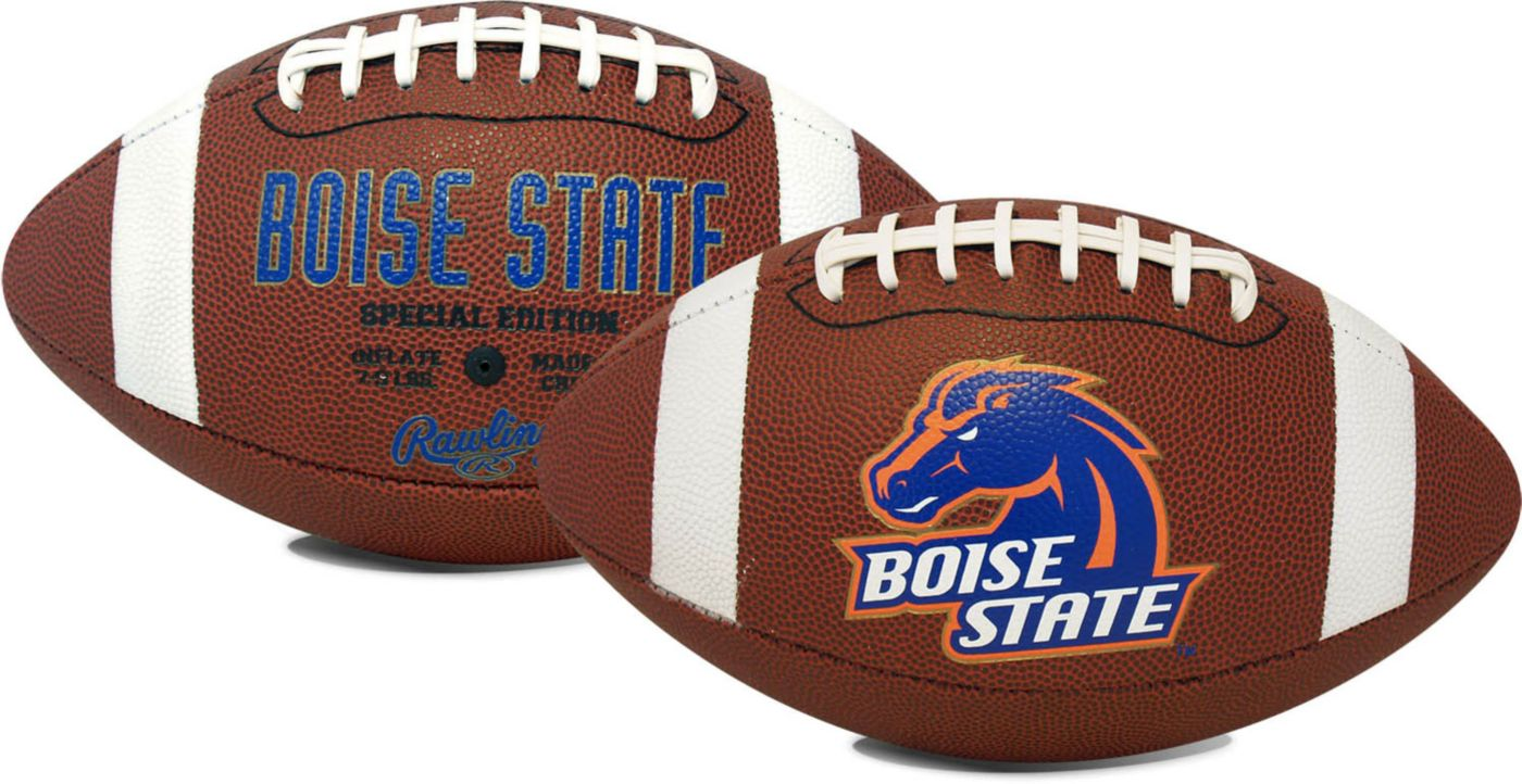 Rawlings Boise State Broncos Game Time Full-Size Football