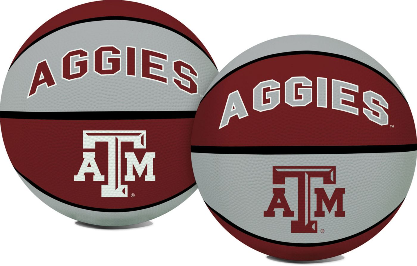 Rawlings Texas A&M Aggies Full-Sized Crossover Basketball
