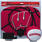 Rawlings Wisconsin Badgers Softee Hoop Set