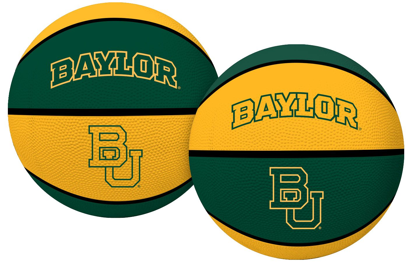 Rawlings Baylor Bears Alley Oop Youth-Sized Basketball