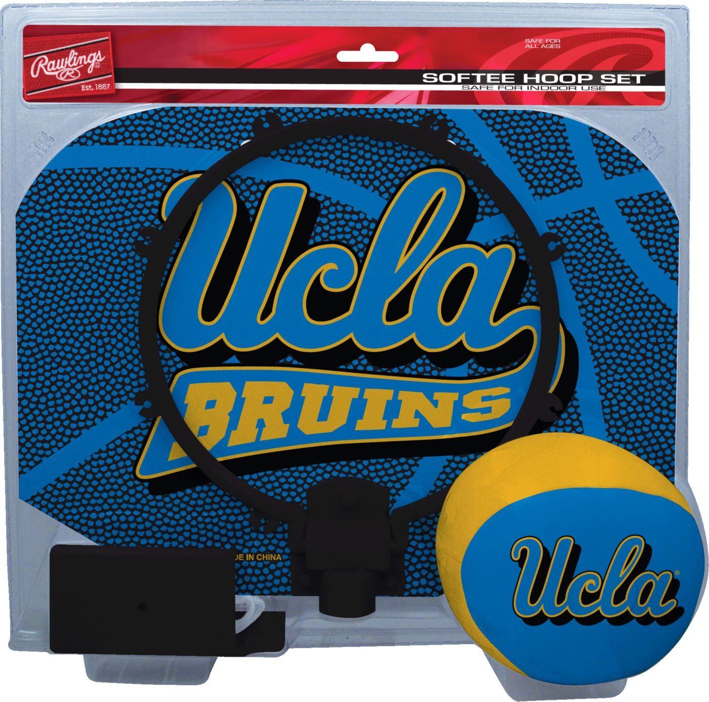 Rawlings UCLA Bruins Softee Hoop Set