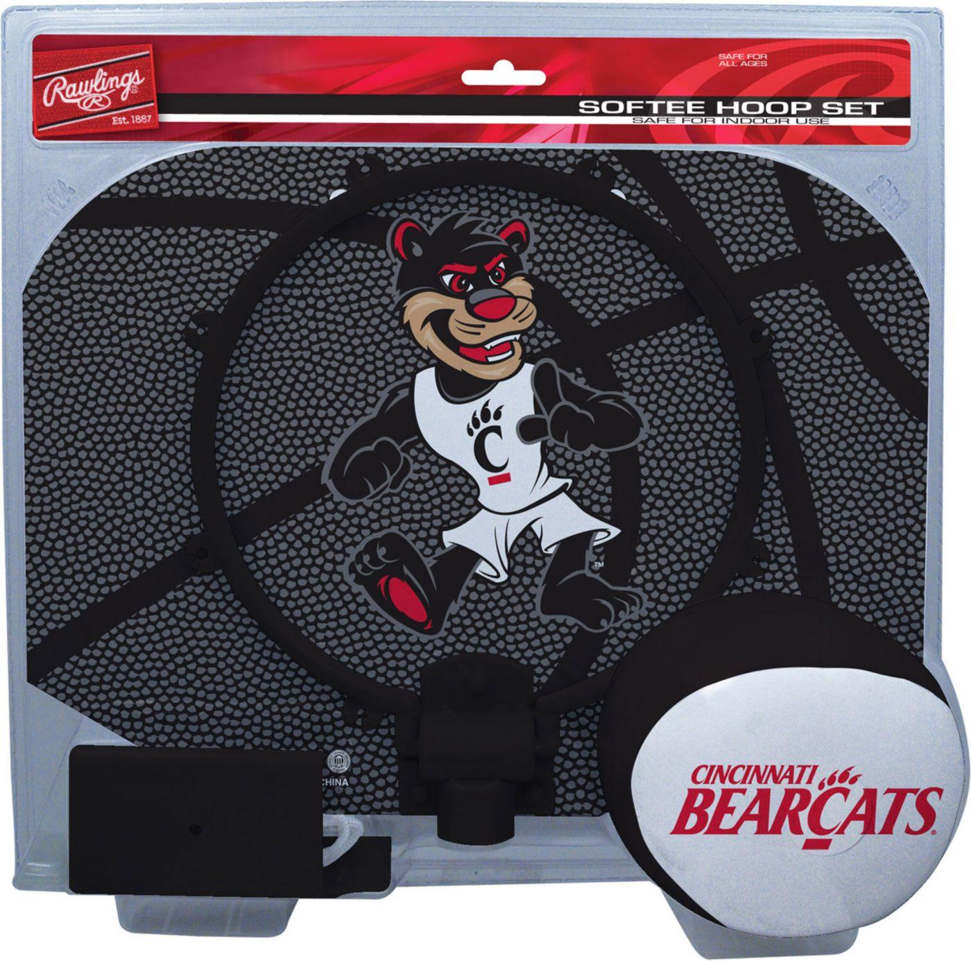 Rawlings Cincinnati Bearcats Slam Dunk Softee Hoop Set