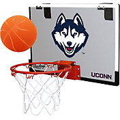 Rawlings UConn Huskies Game On Back Board Hoop Set