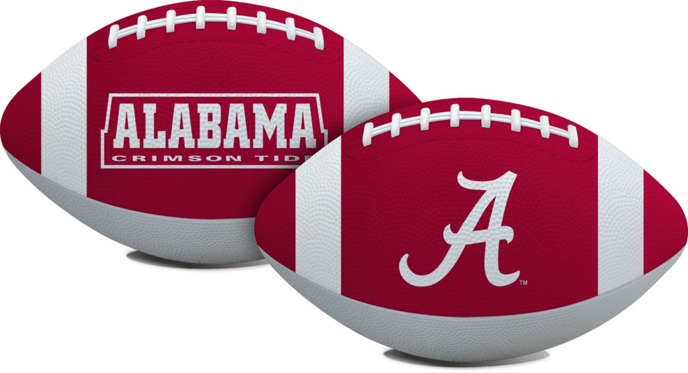 Rawlings Alabama Crimson Tide Hail Mary Youth-Size Football