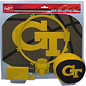 Rawlings Georgia Tech Yellow Jackets Softee Slam Dunk Hoop Set
