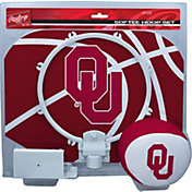 Rawlings Oklahoma Sooners Softee Hoop Set