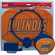 Rawlings Illinois Fighting Illini Softee Slam Dunk Hoop Set