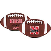Rawlings Nebraska Cornhuskers Game Time Full-Size Football