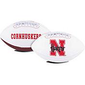 Rawlings Nebraska Cornhuskers Signature Series Full-Size Football