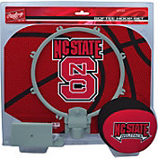 Rawlings NC State Wolfpack Slam Dunk Basketball Softee Hoop Set