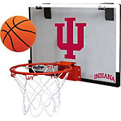 Rawlings Indiana Hoosiers Game On Backboard Hoop Set