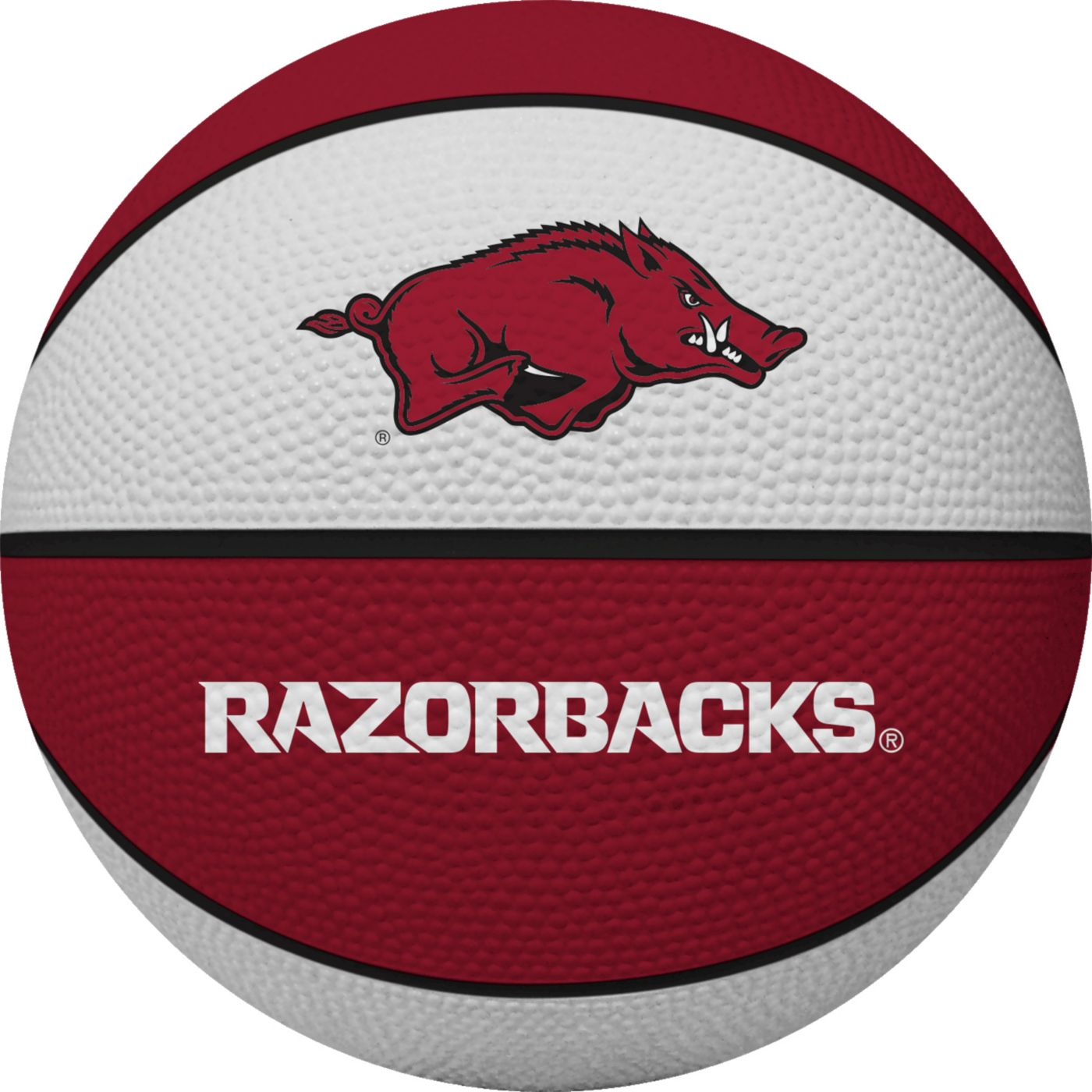 Rawlings Arkansas Razorbacks Crossover Full-Size Basketball