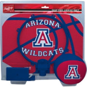 Rawlings Arizona Wildcats Slam Dunk Basketball Softee Hoop Set
