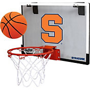 Rawlings Syracuse Orange Game On Backboard Hoop Set