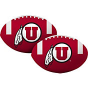 Rawlings Utah Utes Quick Toss Softee Football