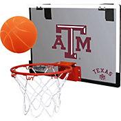 Rawlings Texas A&M Aggies Game On Back Board Hoop Set