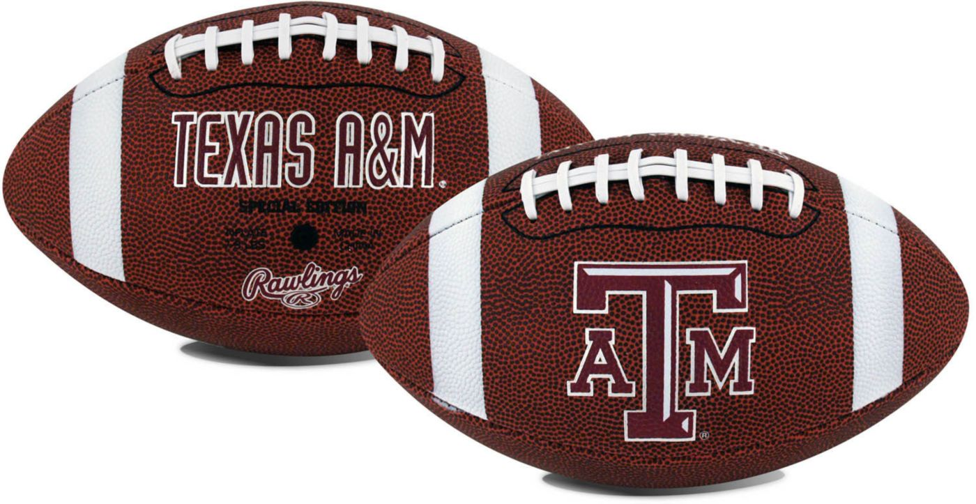 Rawlings Texas A&M Aggies Full-Sized Game Time Football
