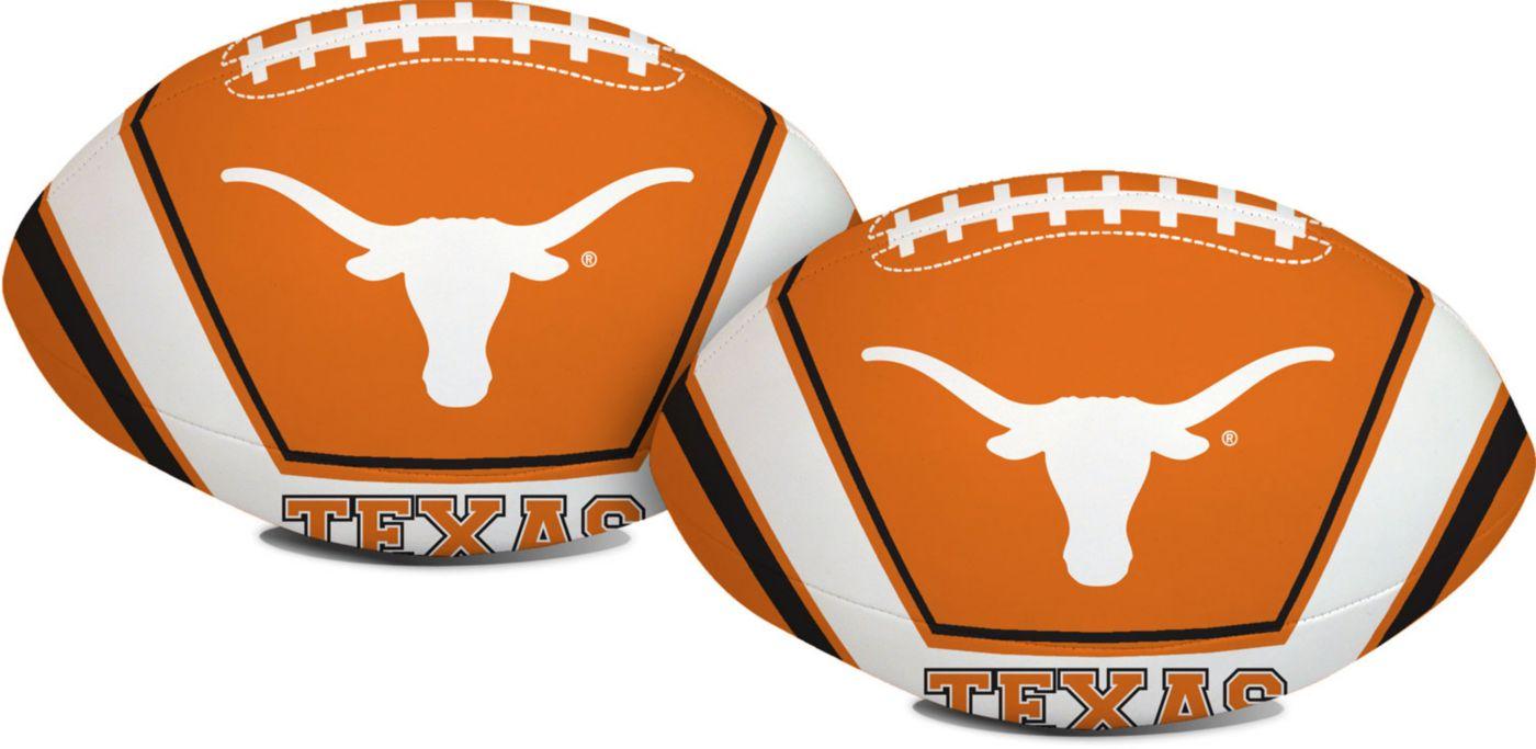 "Rawlings Texas Longhorns Goal Line 8"" Softee Football"