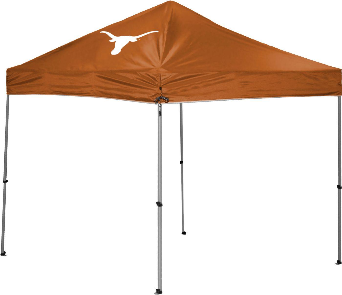 Rawlings Texas Longhorns 9' x 9' Straight Canopy Tent