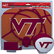 Rawlings Virginia Tech Hokies Slam Dunk Basketball Softee Hoop Set