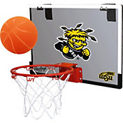 Rawlings Wichita State Shockers Game On Back Board Hoop Set