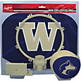 Rawlings Washington Huskies Slam Dunk Basketball Softee Hoop Set