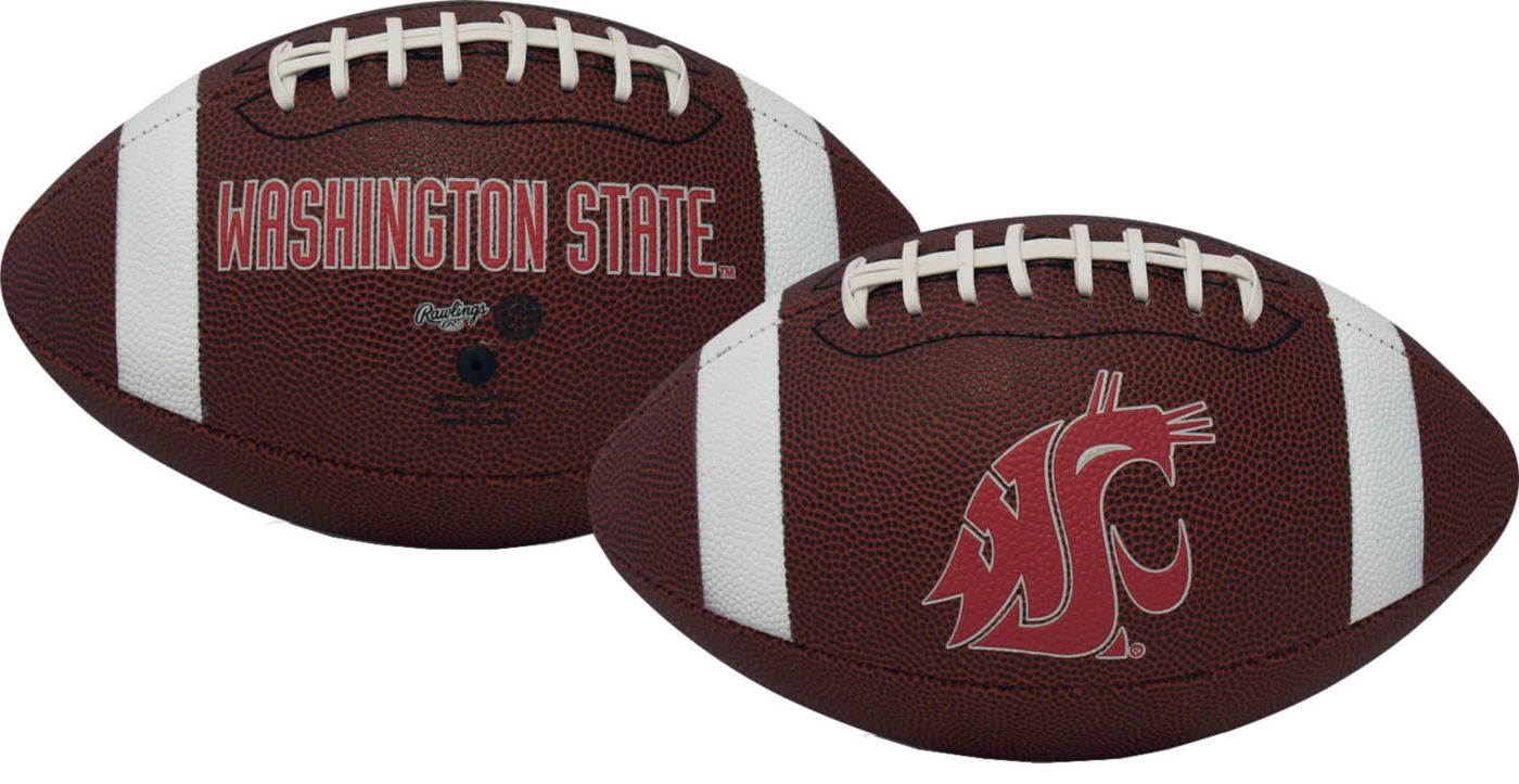 Rawlings Washington State Cougars Game Time Full-Size Football