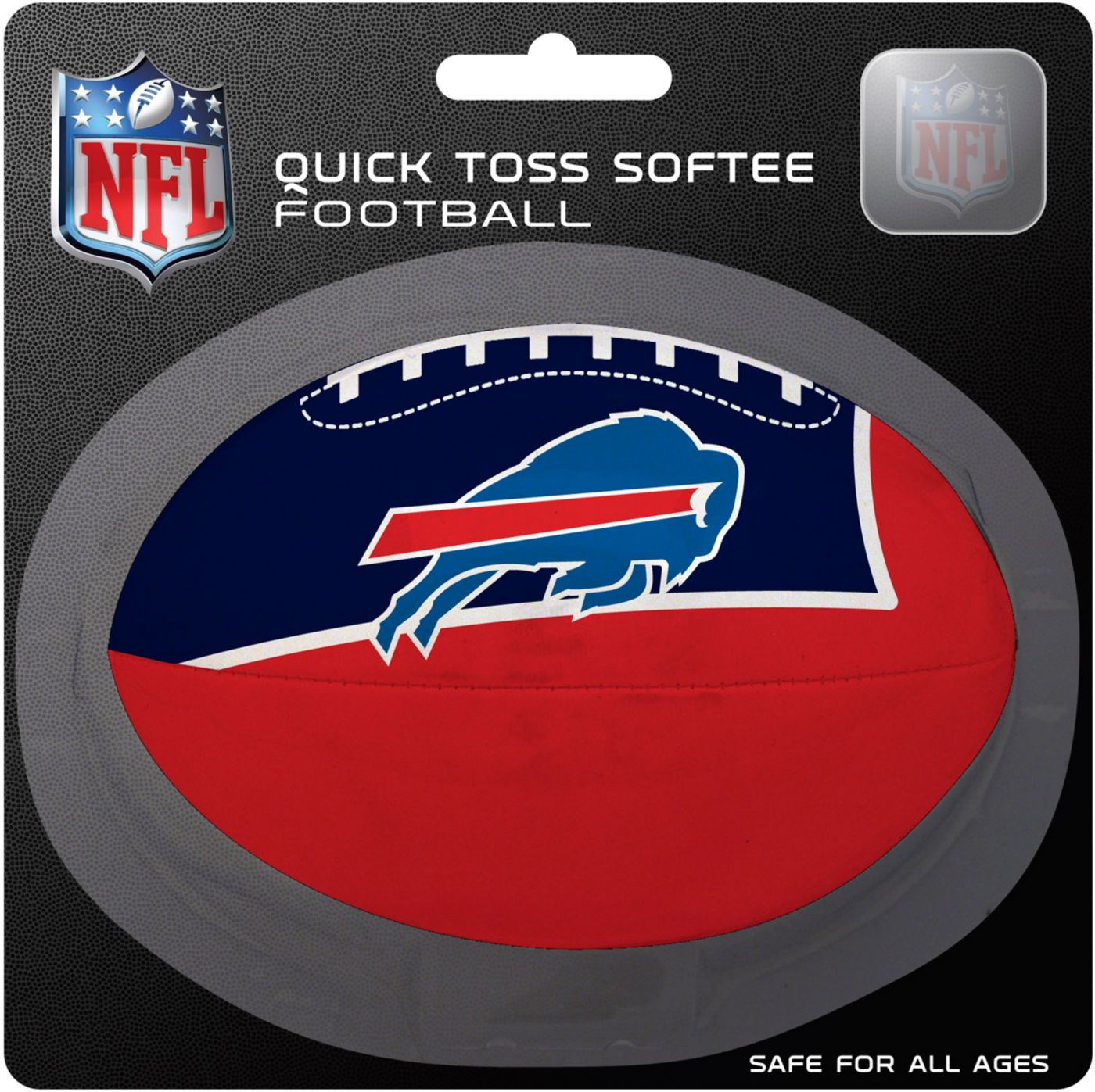 Rawlings Buffalo Bills Quick Toss Softee Football