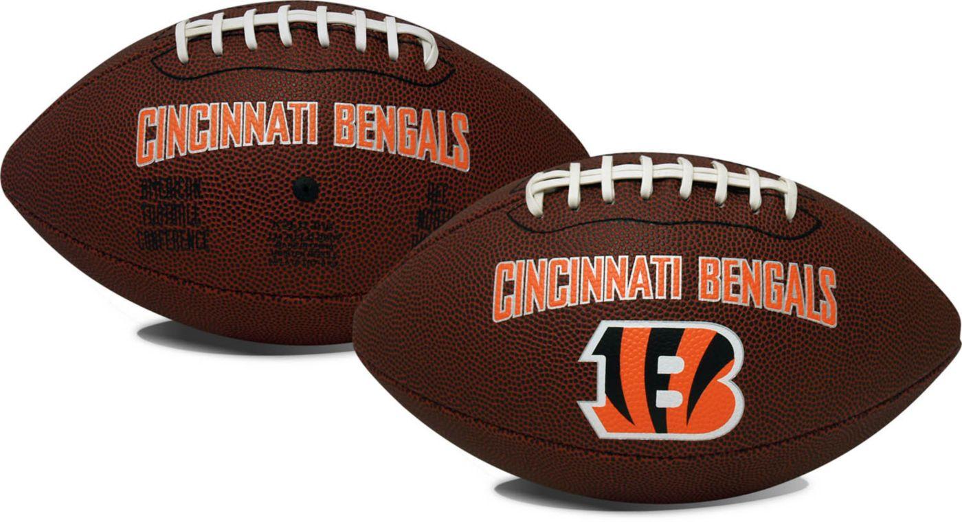 Rawlings Cincinnati Bengals Game Time Full-Size Football
