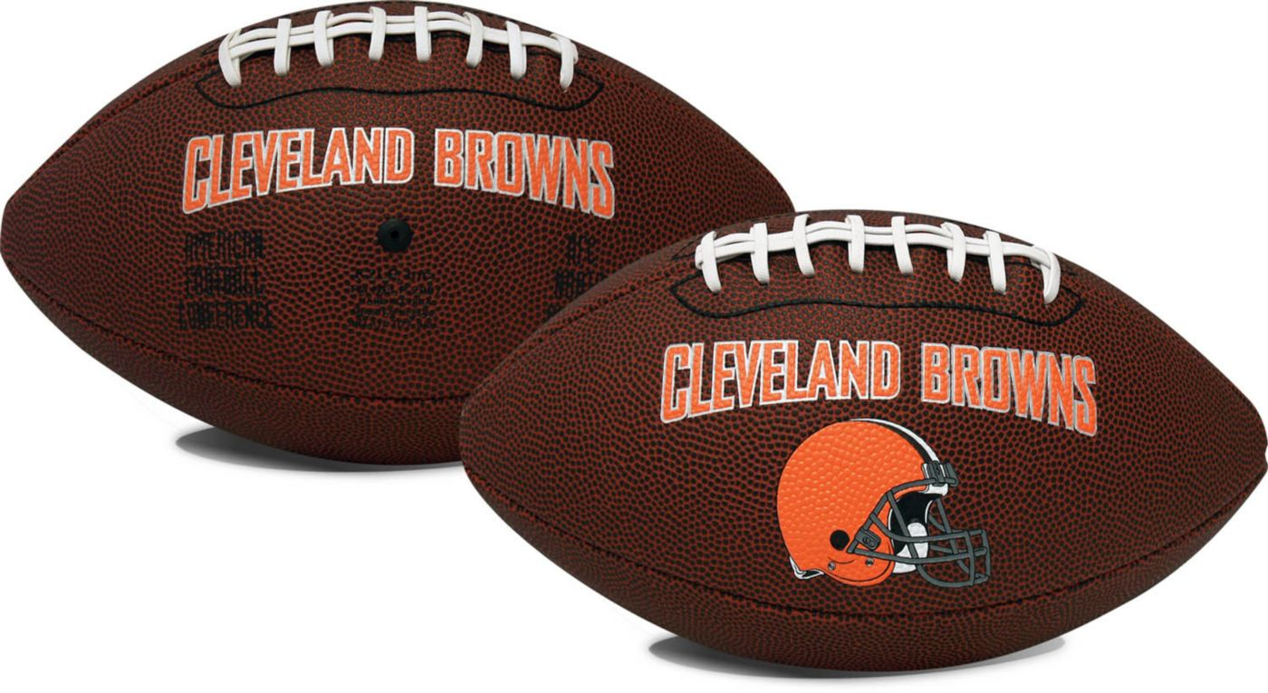 Rawlings Cleveland Browns Game Time Full-Size Football
